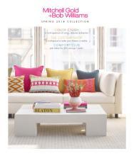 Mitchell Gold 2018春天现代家具设计书籍目-2060837_工艺品设计杂志