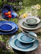 Merritt 2018欧洲日用陶瓷素材-2042183_工艺品设计杂志