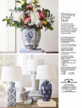 pottery barn 2018室内家具设计目录-2047136_工艺品设计杂志