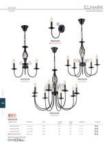 elmark 2018年欧美室内欧式灯饰灯具及日用-2072109_工艺品设计杂志