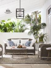 pottery barn 2018室内家具设计目录-2063191_工艺品设计杂志