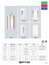 maxilite 2018年现代灯饰灯具设计书籍目录-2064454_工艺品设计杂志