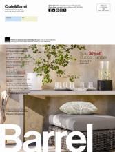 Crate Barrel 2018国外家居目录-2068368_工艺品设计杂志