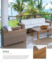 kingsley 2018年欧美花园户外家具设计目录-2068728_工艺品设计杂志
