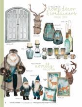 Sullivans 2018最新知名圣诞工艺品目录-2069237_工艺品设计杂志