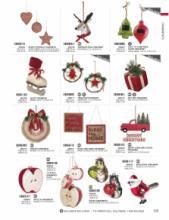 Sullivans 2018最新知名圣诞工艺品目录-2069356_工艺品设计杂志