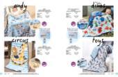 Vianney 2018年欧美室内布艺床上用品设计素-2094739_工艺品设计杂志