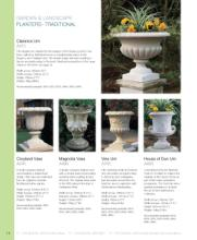 Haddonstone 2018年花园手工雕像及陶瓷工艺-2103319_工艺品设计杂志