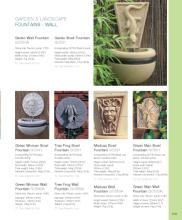 Haddonstone 2018年花园手工雕像及陶瓷工艺-2103414_工艺品设计杂志