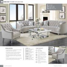 coaster 2019年欧美室内家具设计目录-2132238_工艺品设计杂志