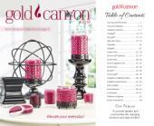 Gold Canyon 2018年节日蜡烛设计目录.-2114869_工艺品设计杂志
