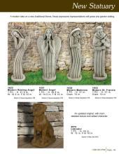 Henri 2018花园喷泉工艺品目录-2136007_工艺品设计杂志