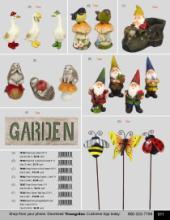 2019花园礼品设计目录-2136299_工艺品设计杂志