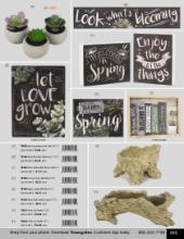 2019花园礼品设计目录-2136333_工艺品设计杂志
