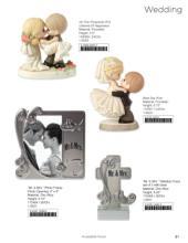 Precious Moments 2018工艺品礼品设计目录-2170356_工艺品设计杂志