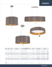 eglo new 2018年欧美室内现代简约灯设计目-2175531_工艺品设计杂志