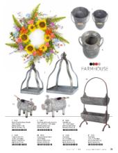 Melrose  2019国外圣诞装饰设计素材-2177908_工艺品设计杂志