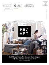 pottery barn 2018年欧美户外家具设计目录-2181033_工艺品设计杂志