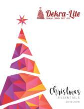 DekraLite 2019年国外节日家居目录-2161958_工艺品设计杂志