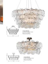 viz glass 2019年欧美室内玻璃灯饰灯具设计-2259447_工艺品设计杂志