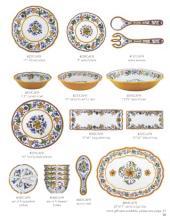 Le Cadeaux 2019年欧美室内陶瓷餐具设计素-2262544_工艺品设计杂志