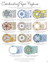 Le Cadeaux 2019年欧美室内陶瓷餐具设计素-2262573_工艺品设计杂志