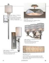 Uttermost 2019年美国古典吊灯设计目录-2263139_工艺品设计杂志
