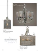 Uttermost 2019年美国古典吊灯设计目录-2263151_工艺品设计杂志