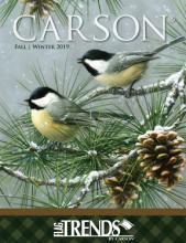 Carson 2019家居圣诞工艺品目录-2263171_工艺品设计杂志