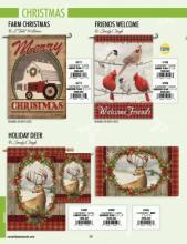 Carson 2019家居圣诞工艺品目录-2263232_工艺品设计杂志