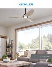 kicher fans 2019年欧美室内风扇灯设计目录-2265057_工艺品设计杂志