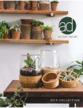accent 2019年欧美室内家居花瓶花盆花插设-2265248_工艺品设计杂志
