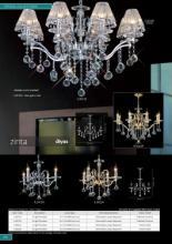 inspired crystal 2019年欧美室内水晶吊灯-2265614_工艺品设计杂志