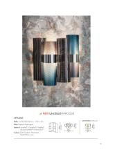 Slamp 2019年现代灯饰目录-2266467_工艺品设计杂志