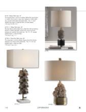 Uttermost 2019古典台灯设计目录-2268805_工艺品设计杂志