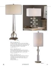 Uttermost 2019古典台灯设计目录-2268990_工艺品设计杂志