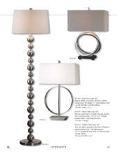 Uttermost 2019古典台灯设计目录-2269001_工艺品设计杂志