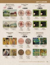 CoasterStone 2019最新流行花纹设计素材-2269475_工艺品设计杂志