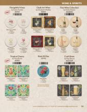 CoasterStone 2019最新流行花纹设计素材-2269479_工艺品设计杂志