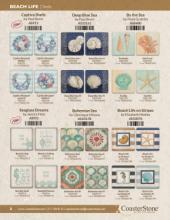 CoasterStone 2019最新流行花纹设计素材-2269482_工艺品设计杂志
