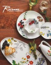 Rosanna 2019最新日用陶瓷画册-2256127_工艺品设计杂志
