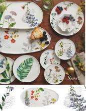 Rosanna 2019最新日用陶瓷画册-2256171_工艺品设计杂志