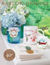 Barlow Home 2020年欧美室内陶瓷水杯花纹设-2536669_工艺品设计杂志