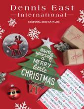 Dei 2020美线圣诞陶瓷素材-2539587_工艺品设计杂志