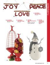 Napco 2019圣诞花园工艺品素材-2279624_工艺品设计杂志
