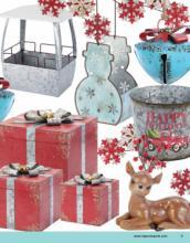 Napco 2019圣诞花园工艺品素材-2279633_工艺品设计杂志