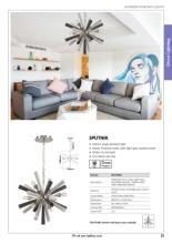 CLA 2019年欧美室内木艺吊灯、吊灯、LED灯-2277638_工艺品设计杂志