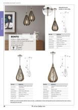 CLA 2019年欧美室内木艺吊灯、吊灯、LED灯-2277760_工艺品设计杂志