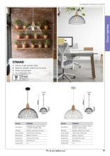 CLA 2019年欧美室内木艺吊灯、吊灯、LED灯-2277891_工艺品设计杂志