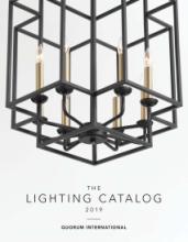 Quorum 2019年风扇灯及欧式灯设计画册-2283008_工艺品设计杂志